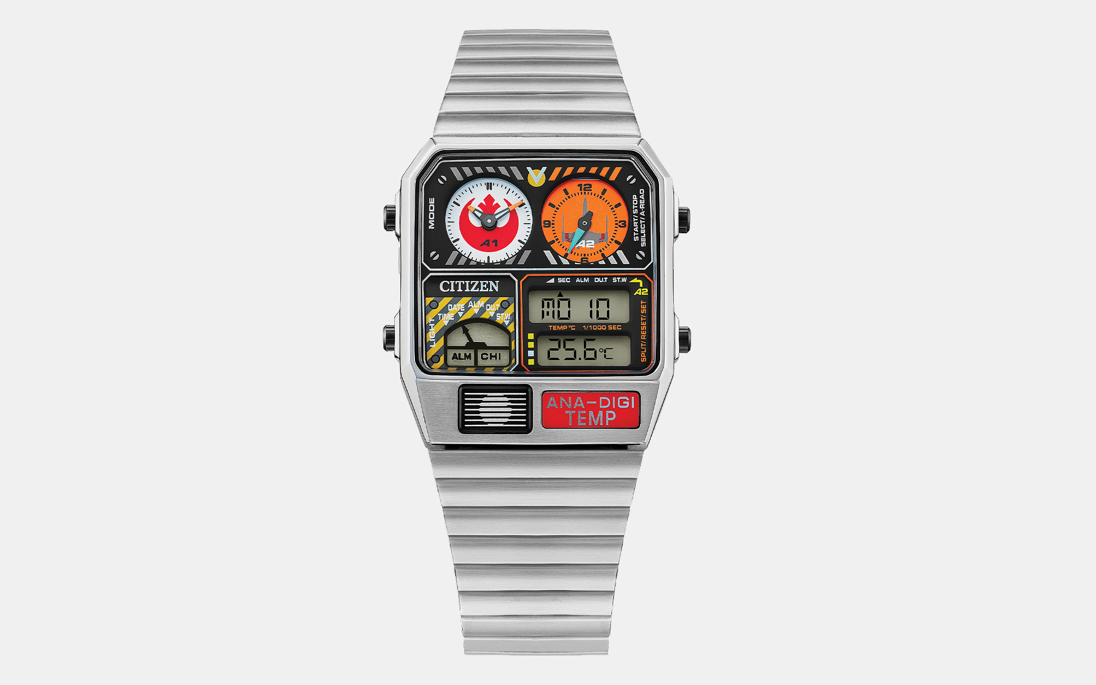 Citizen x Star Wars Rebel Pilot Watch