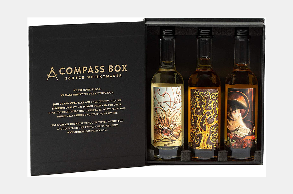 Compass Box Malt Whisky Collection