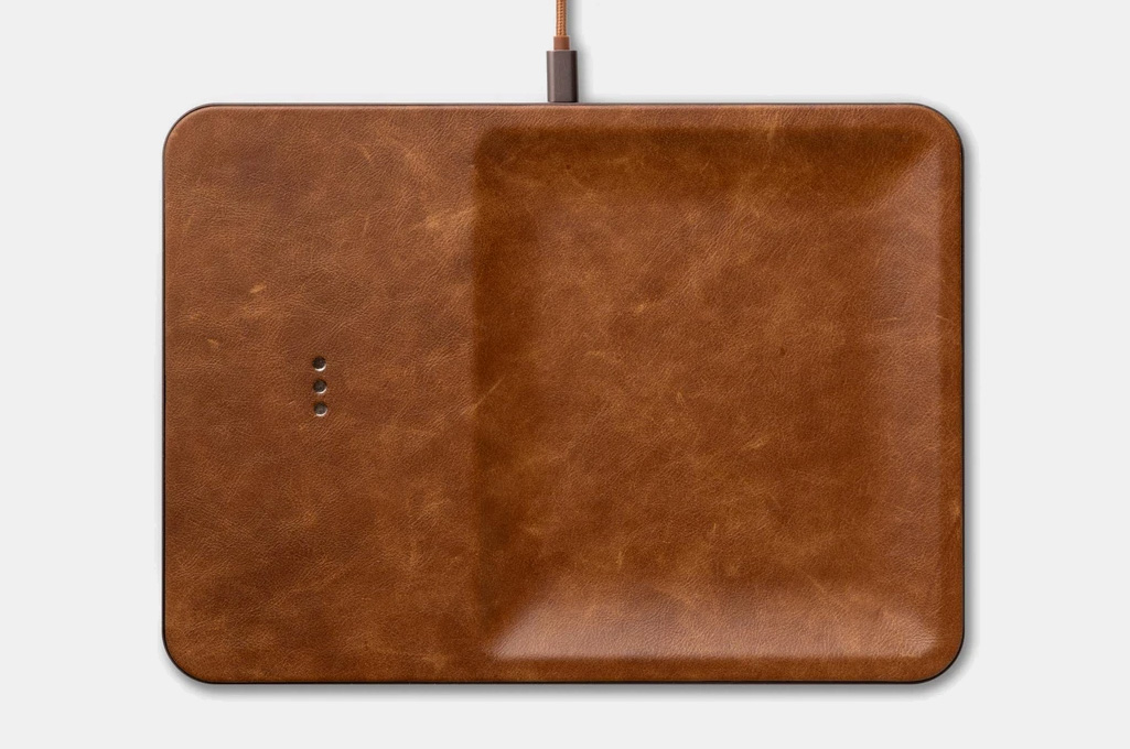 Courant Catch: 3 Charging Valet Tray