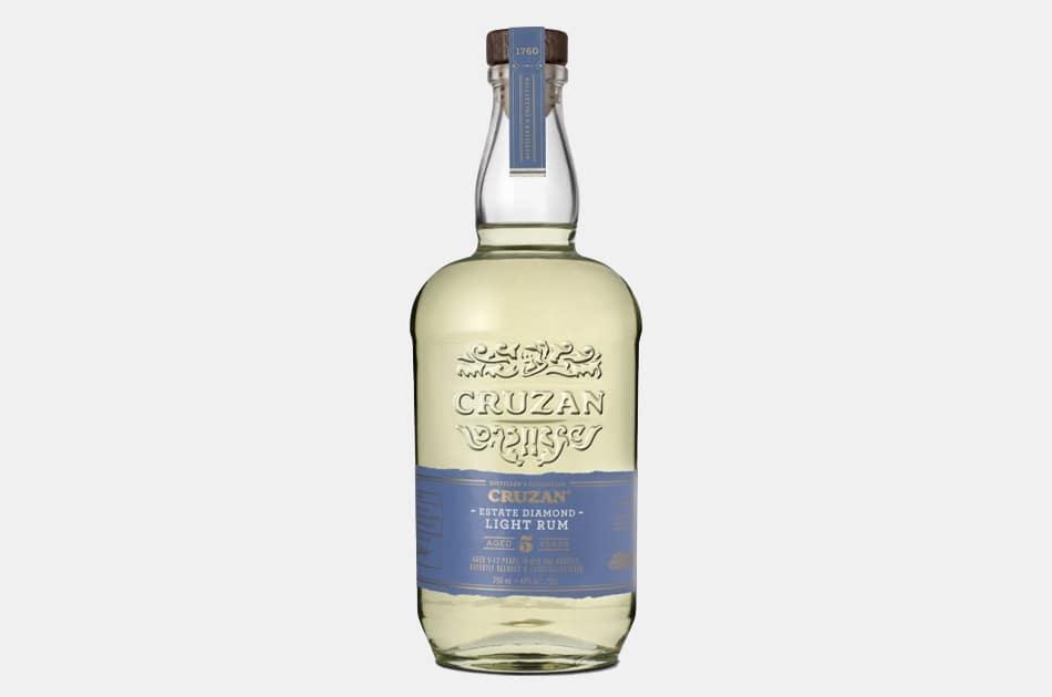 Cruzan Estate Diamond Light Rum