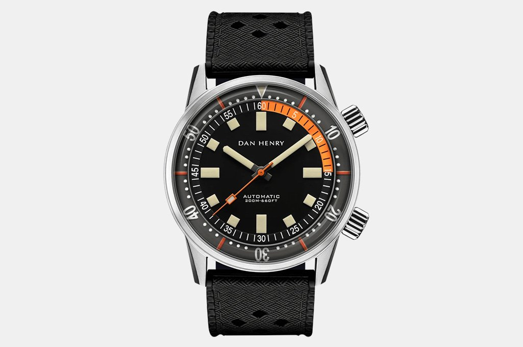 Dan Henry 1970 Automatic Diver Watch