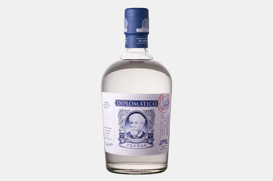 Diplomático Planas Aged White Rum
