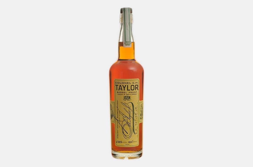 EH Taylor, Jr. Barrel Proof Straight Kentucky Bourbon