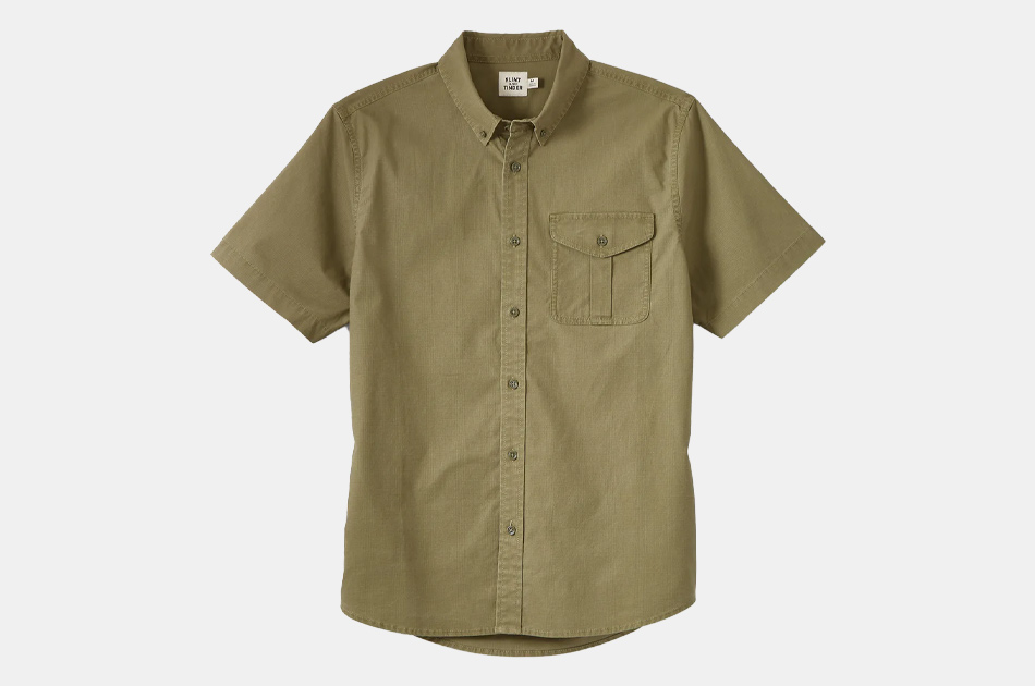 Flint and Tinder Ripstop Stretch Utility Shirt