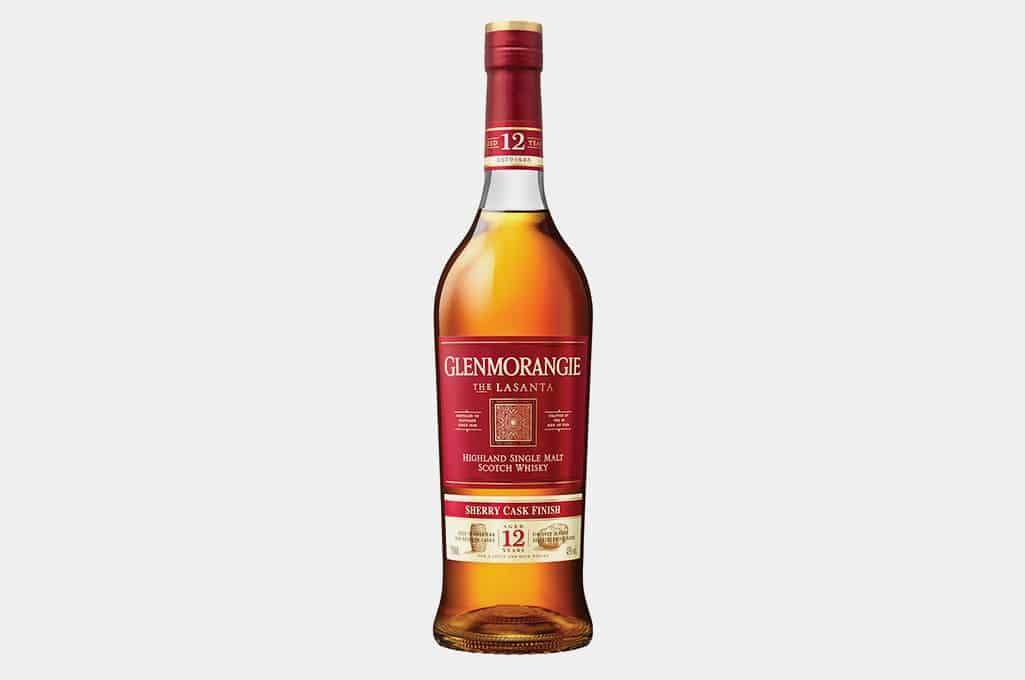 Glenmorangie Lasanta Sherry Cask Finished Scotch