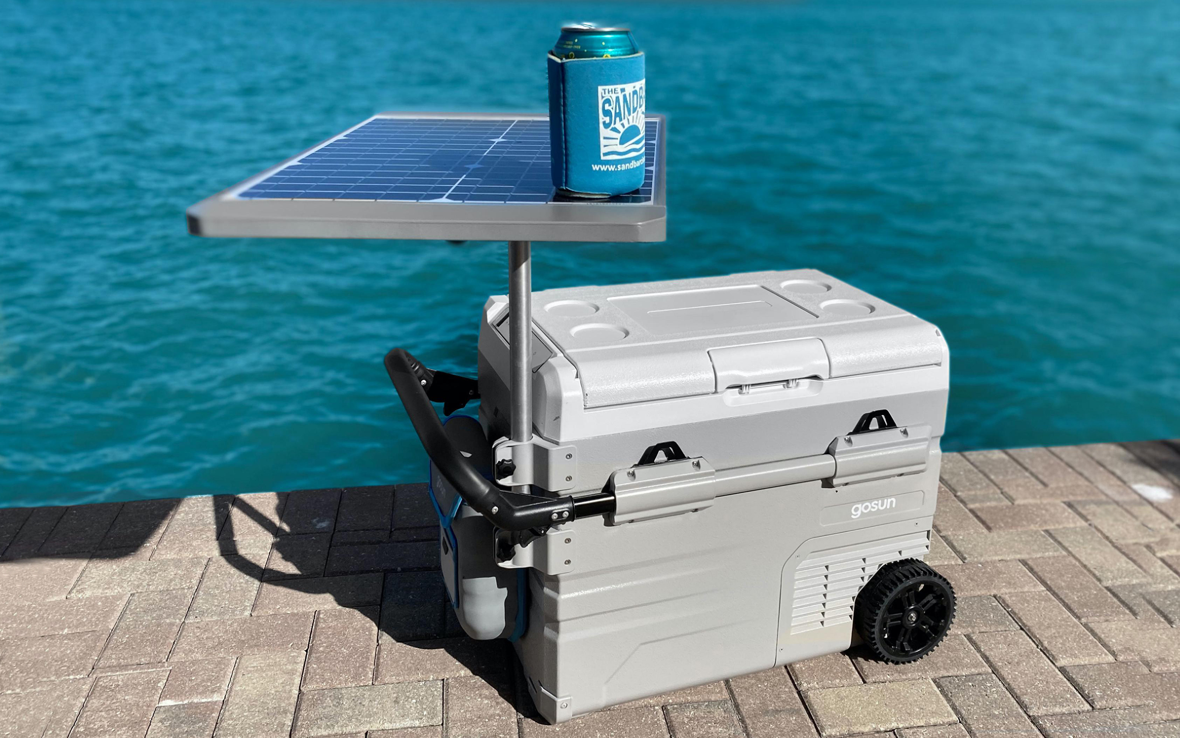 GoSun Chillest Solar Cooler - 1