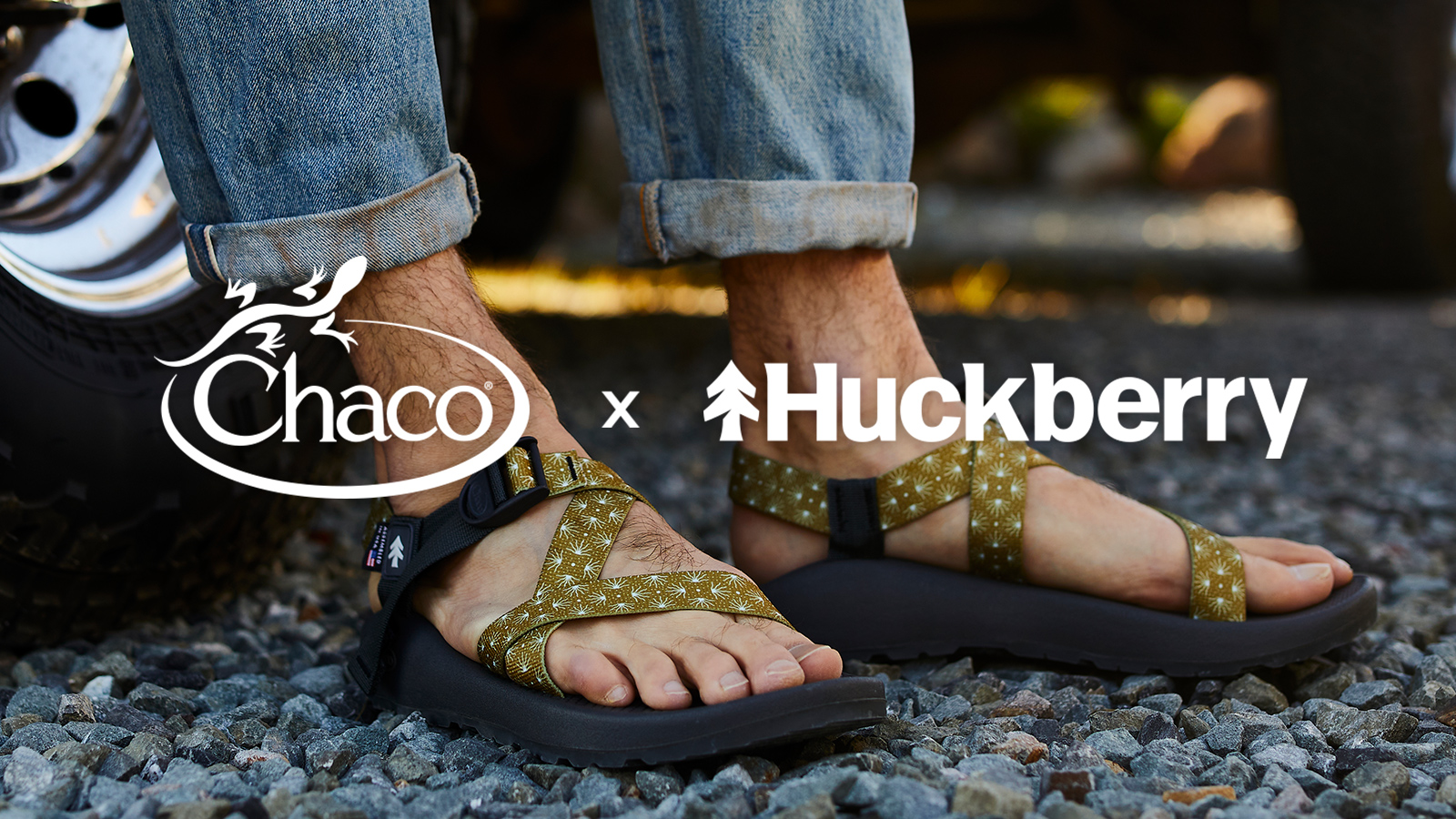 Huckberry x Chacos