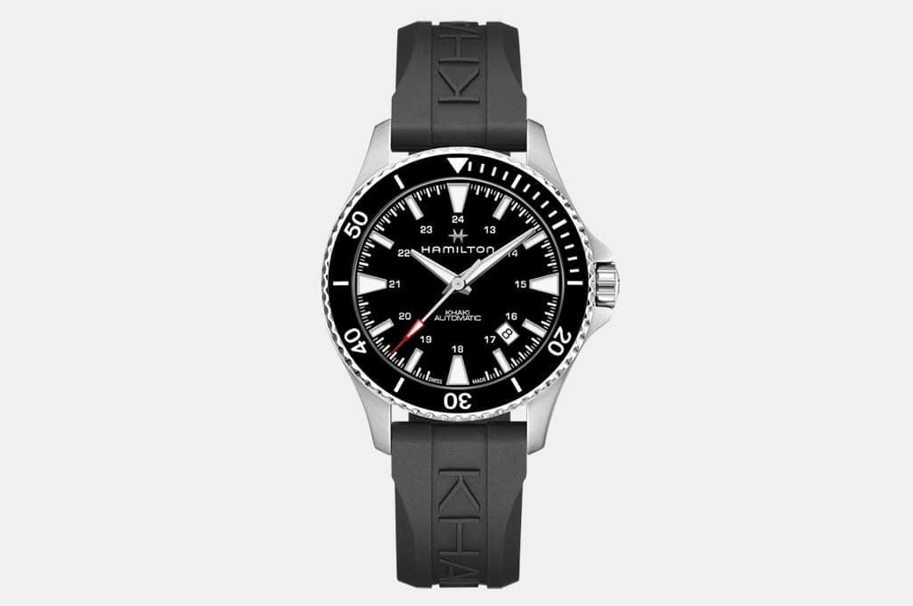Hamilton Khaki Navy Scuba Automatic Dive Watch