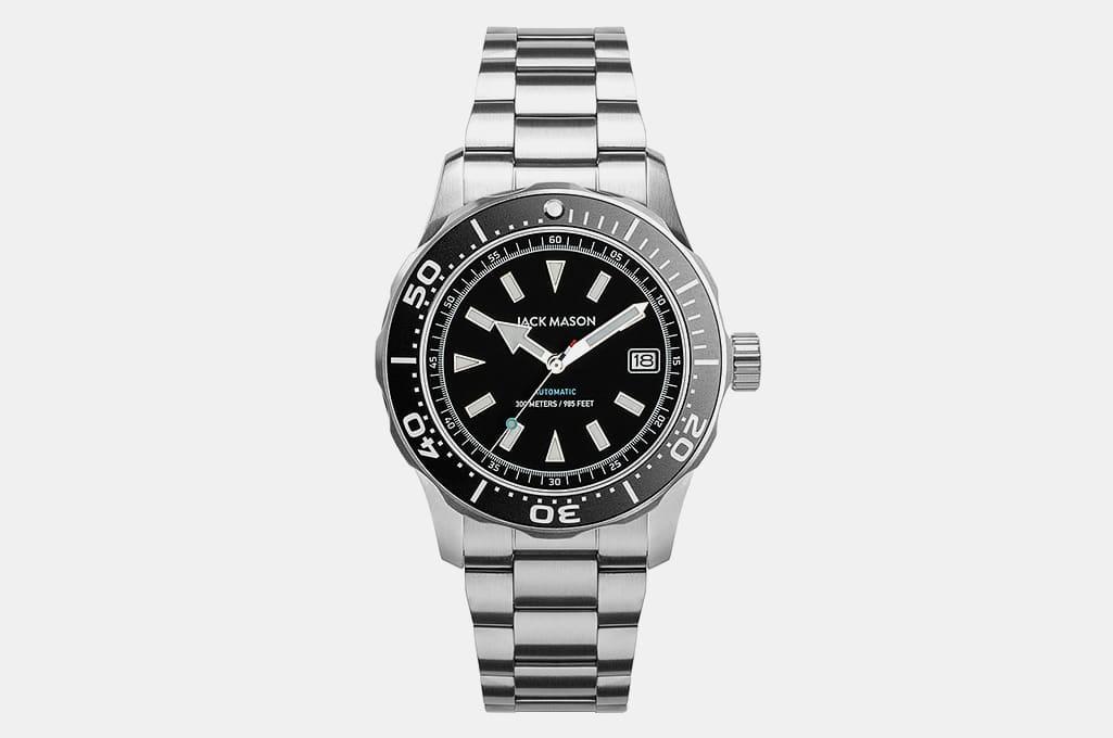 Jack Mason Seatrek Automatic Dive Watch