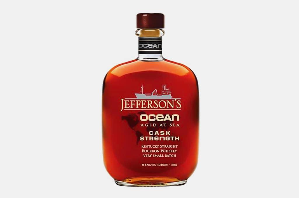 Jefferson's Ocean Cask Strength Bourbon