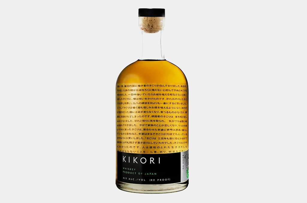 Kikori Japanese Rice Whiskey