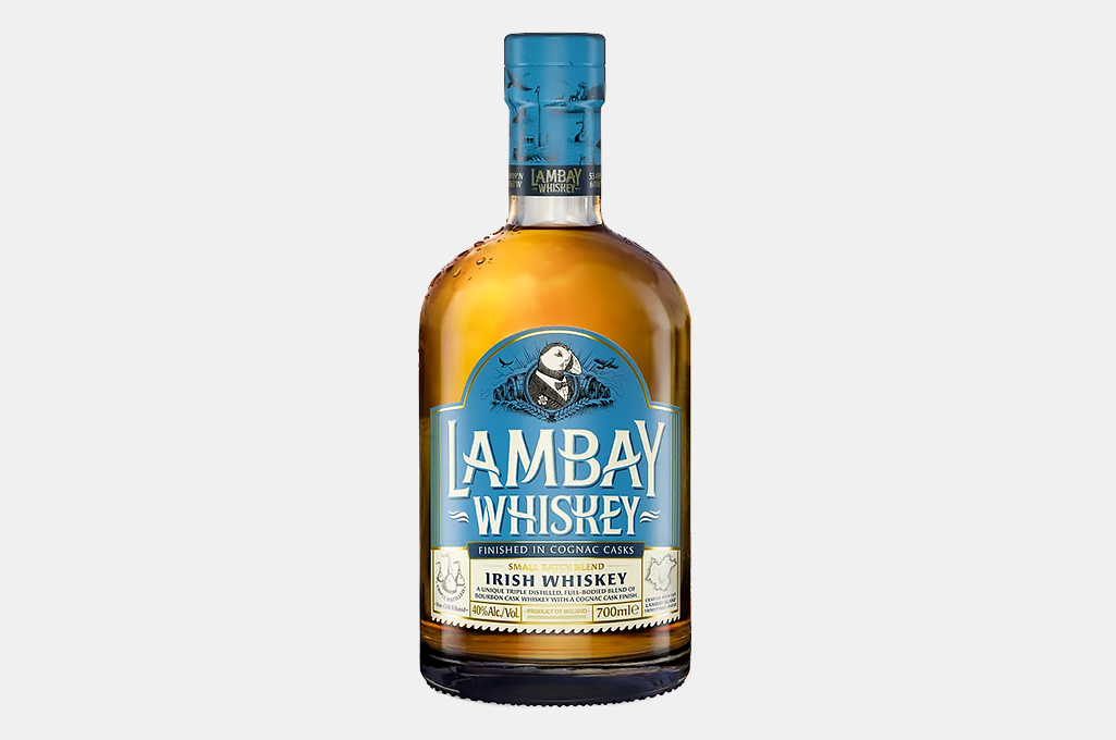 Lambay Small Batch Irish Whisky