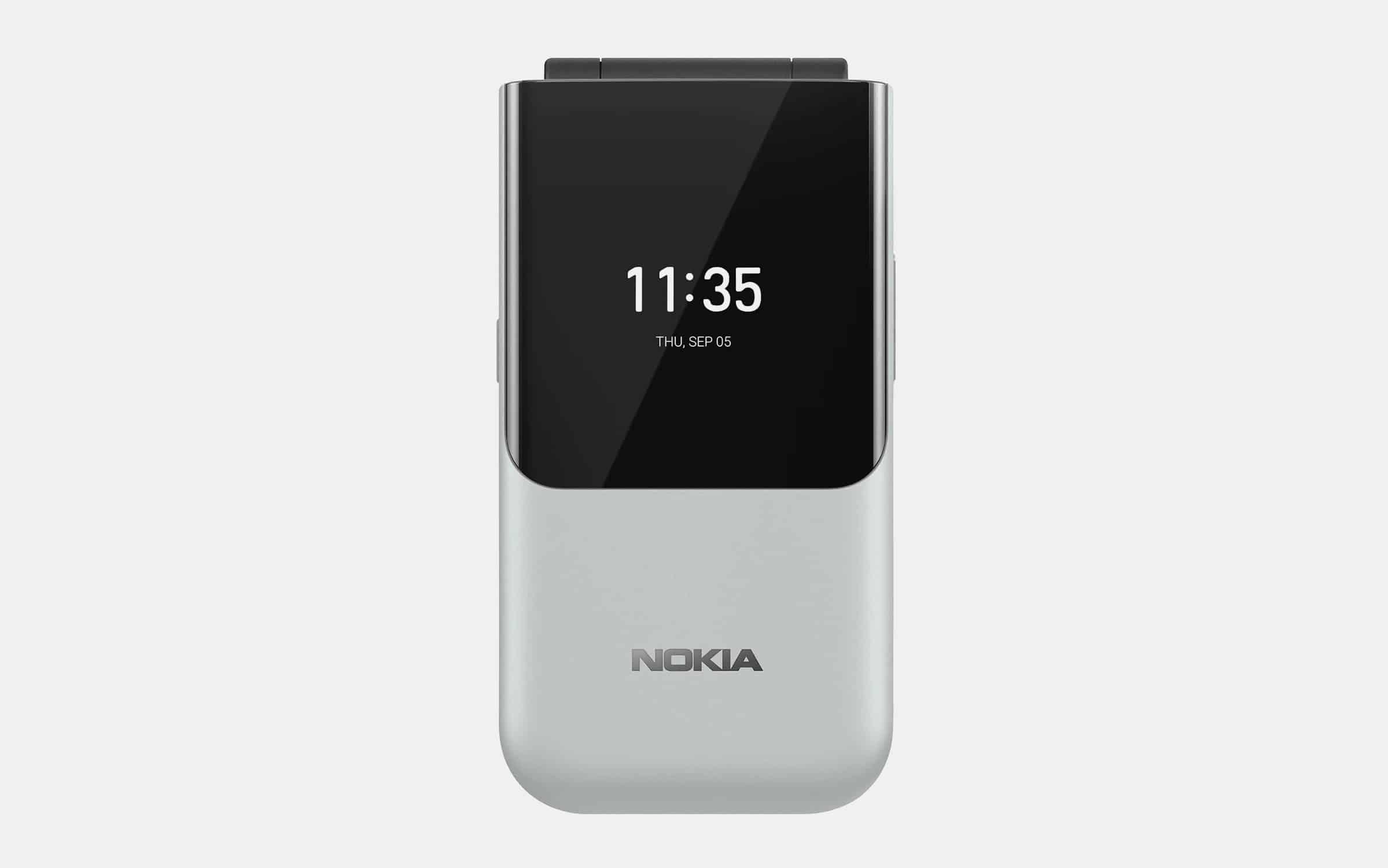 Nokia 2720 V Flip Phone