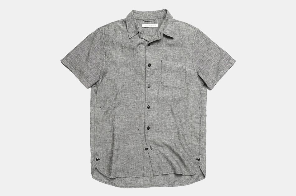 Outerknown Beachcomber Short Sleeve Shirt