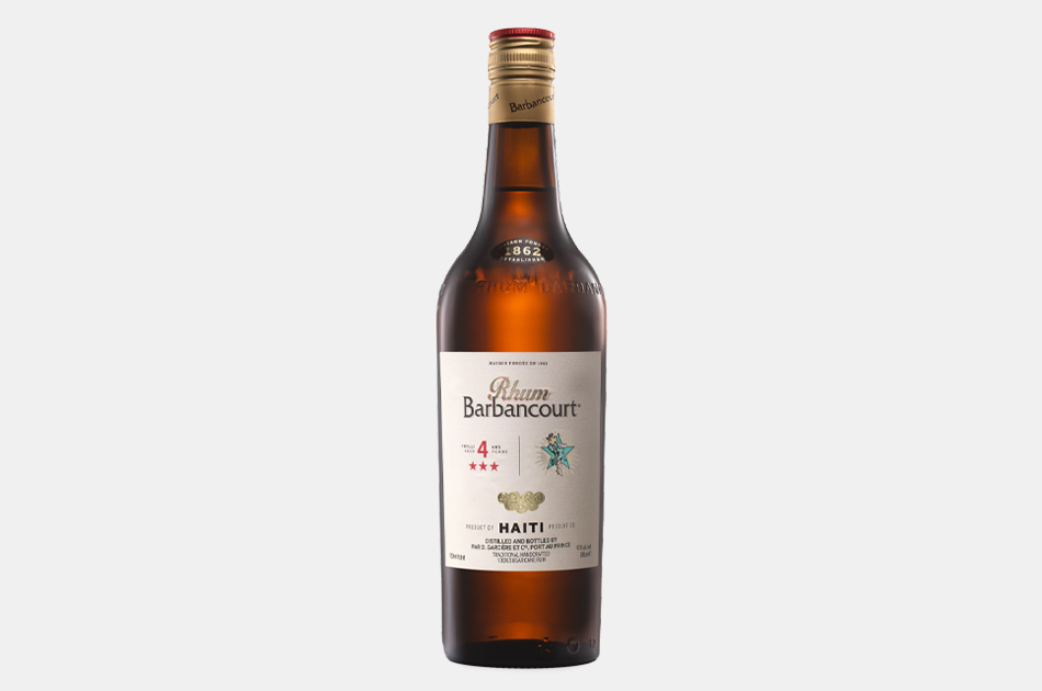 Rhum Barbancourt 3 Star 4 Year Aged Rum