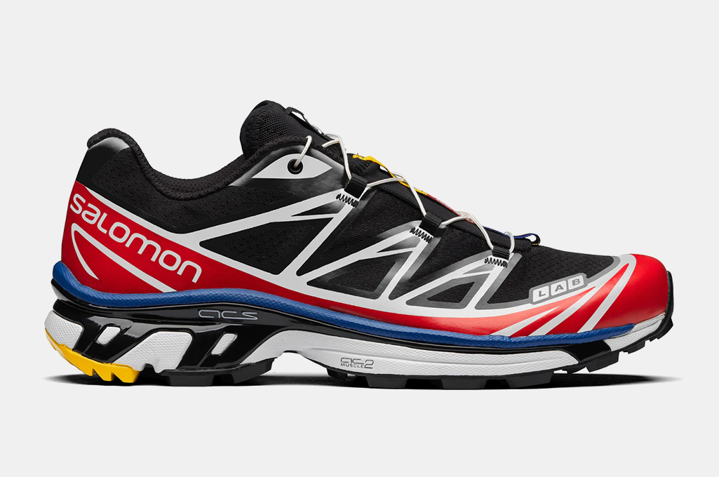 Salomon XT-6 Trail Running Shoes