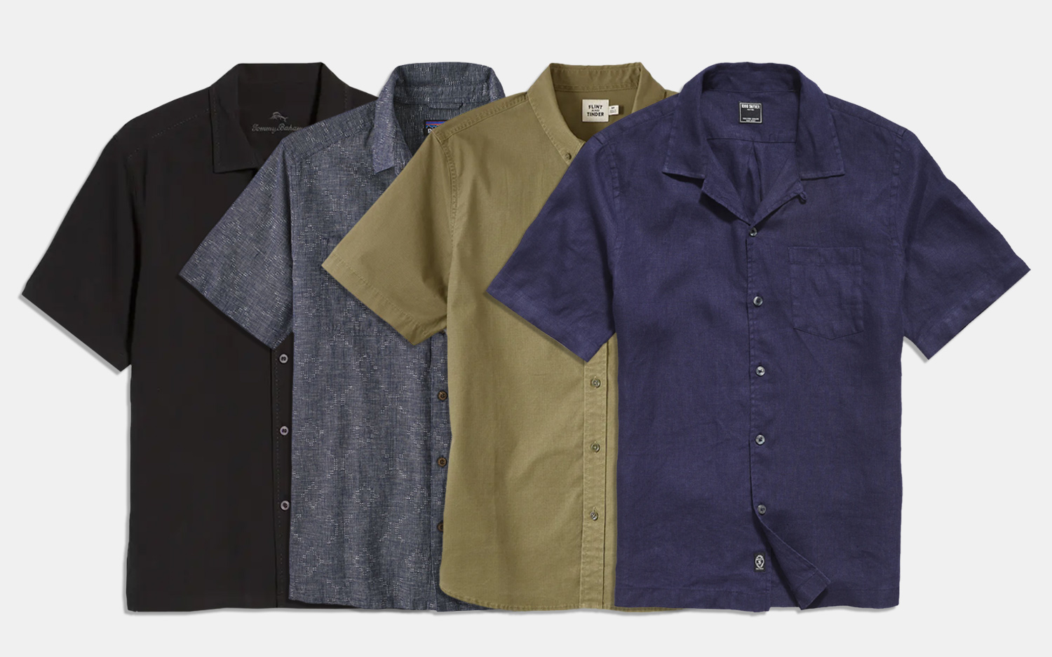 The 16 Best Short Sleeve Button Up Shirts for Summer
