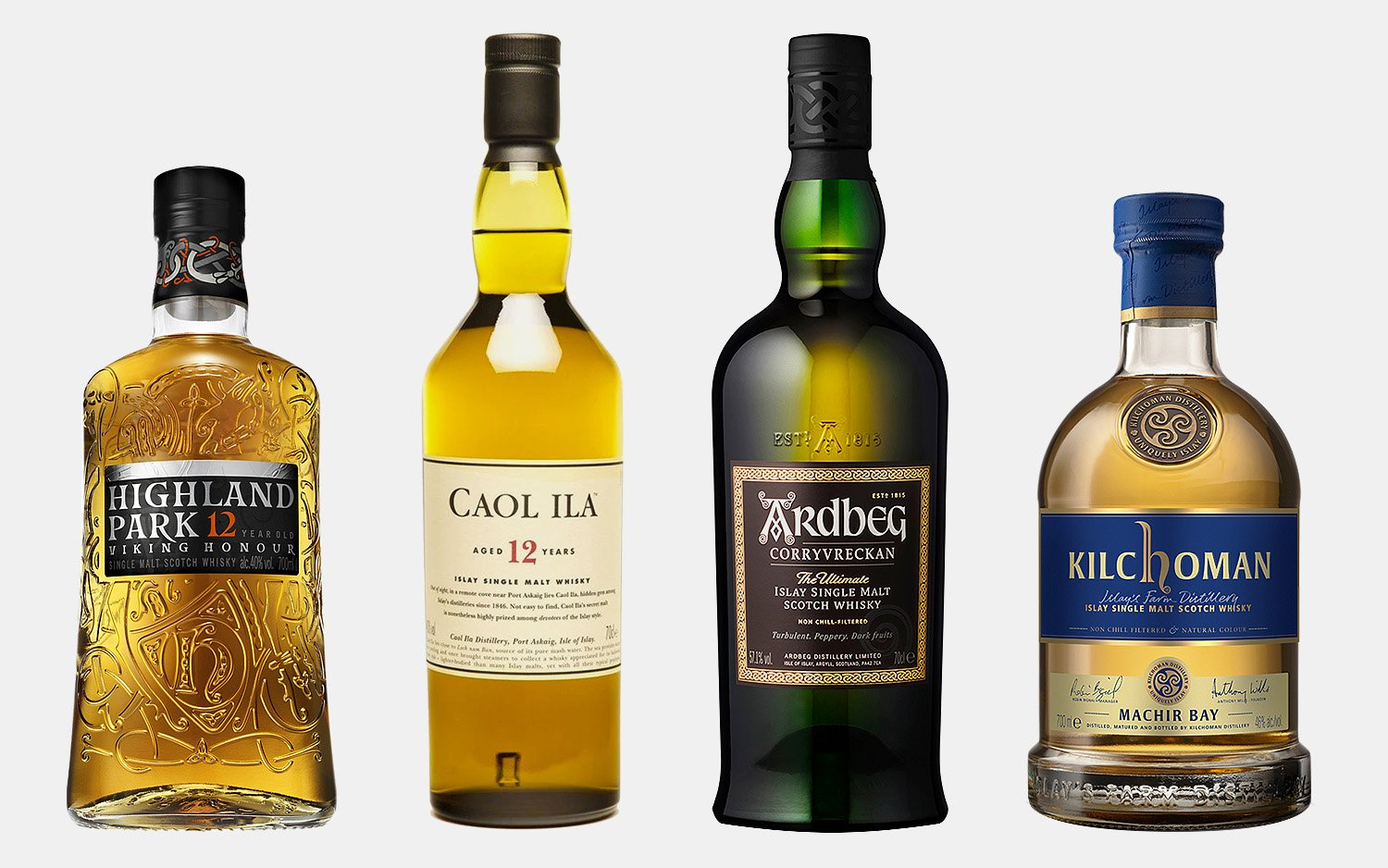10 Smoky Scotch Whiskies To Drink By A Campfire