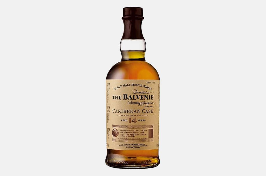 The Balvenie Caribbean Cask 14 Year Old Scotch