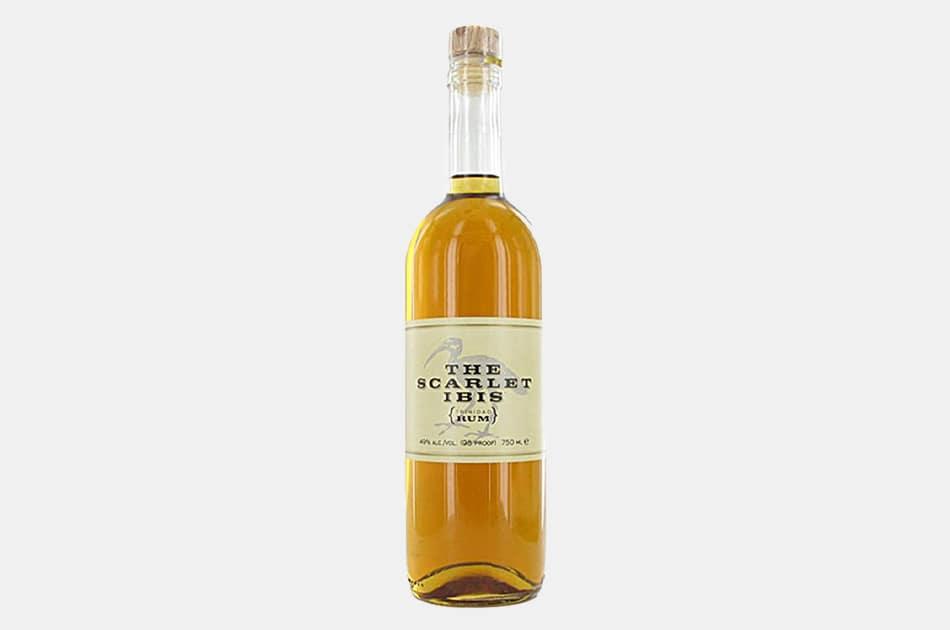 The Scarlet Ibis Gold Rum