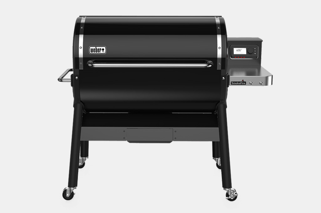 Weber SmokeFire EX6 Wood Fired Pellet Grill