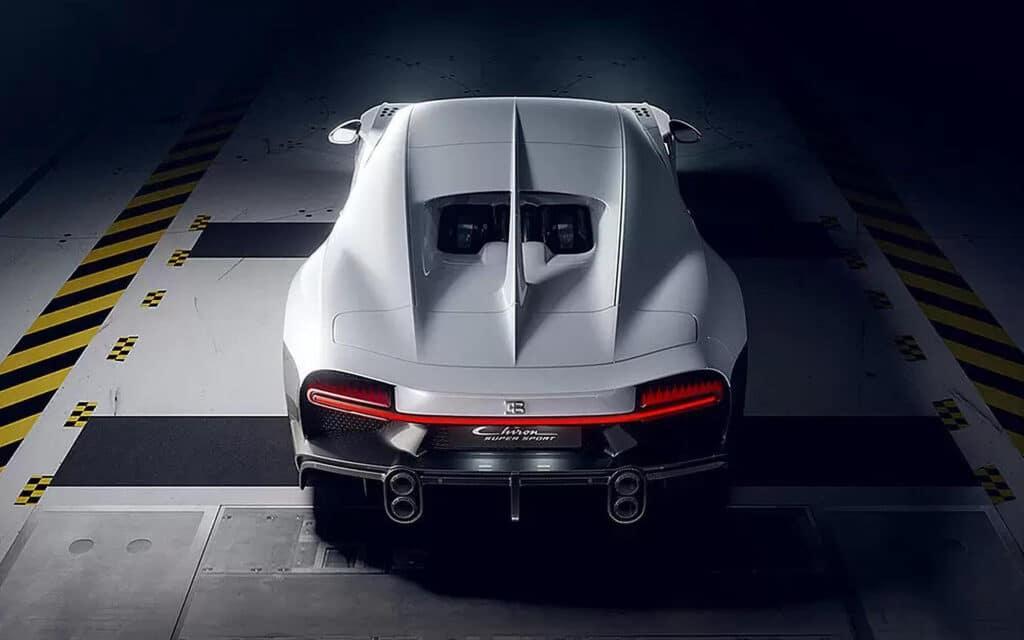 2022 Bugatti Chiron Super Sport - 1
