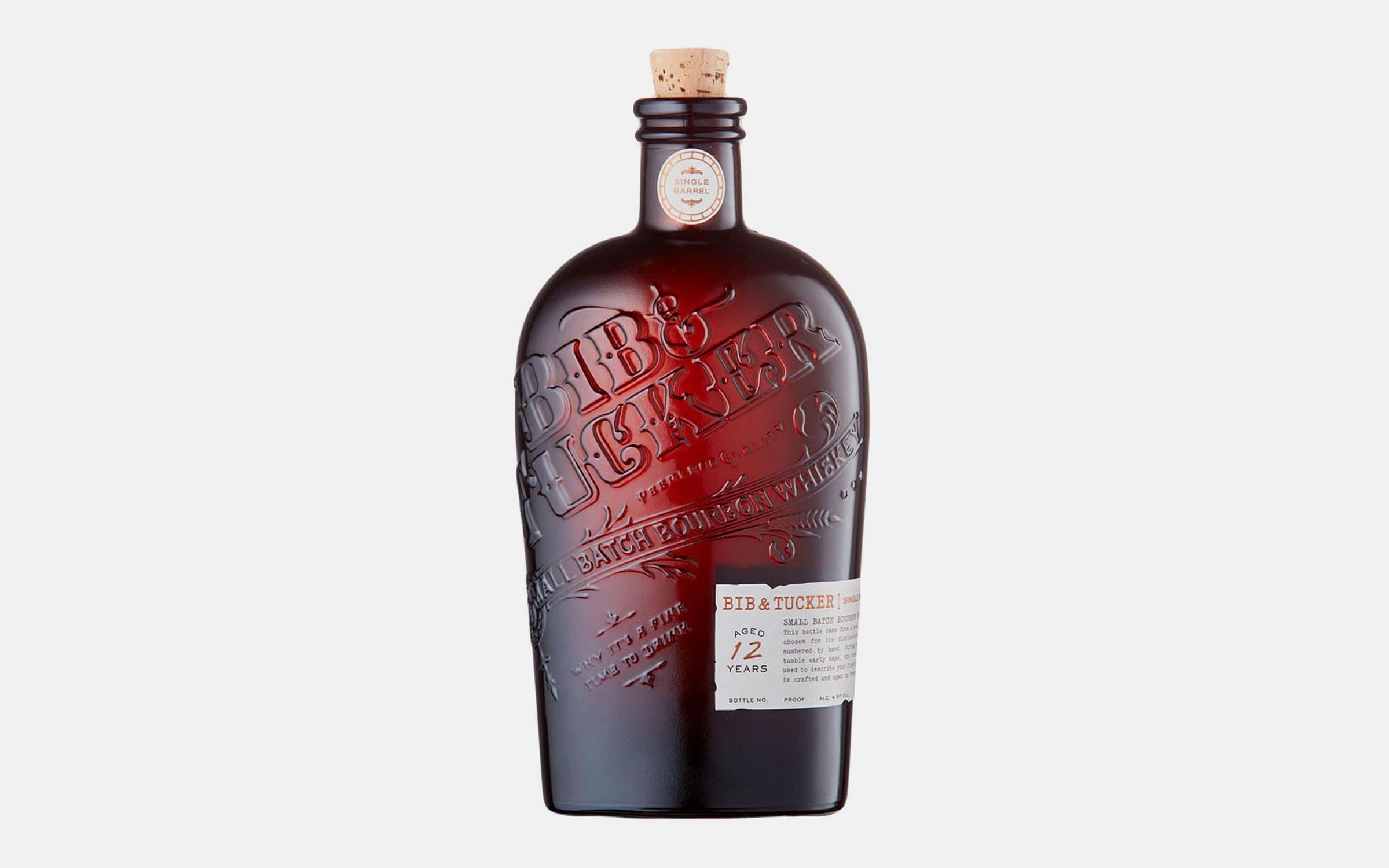 BIB & TUCKER 12-Year-Old Single Barrel Select Bourbon