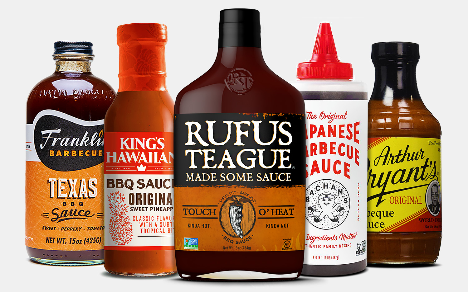 The 12 Best Barbecue Sauces To Up Your Summer Grilling Game