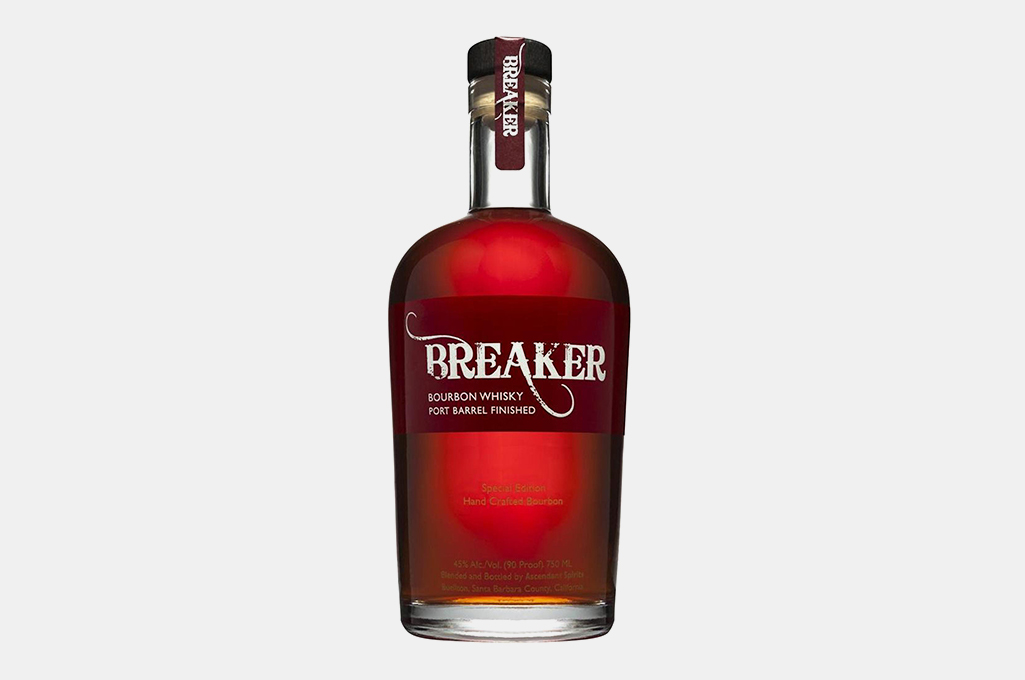 Breaker Port Barrel Finished Bourbon