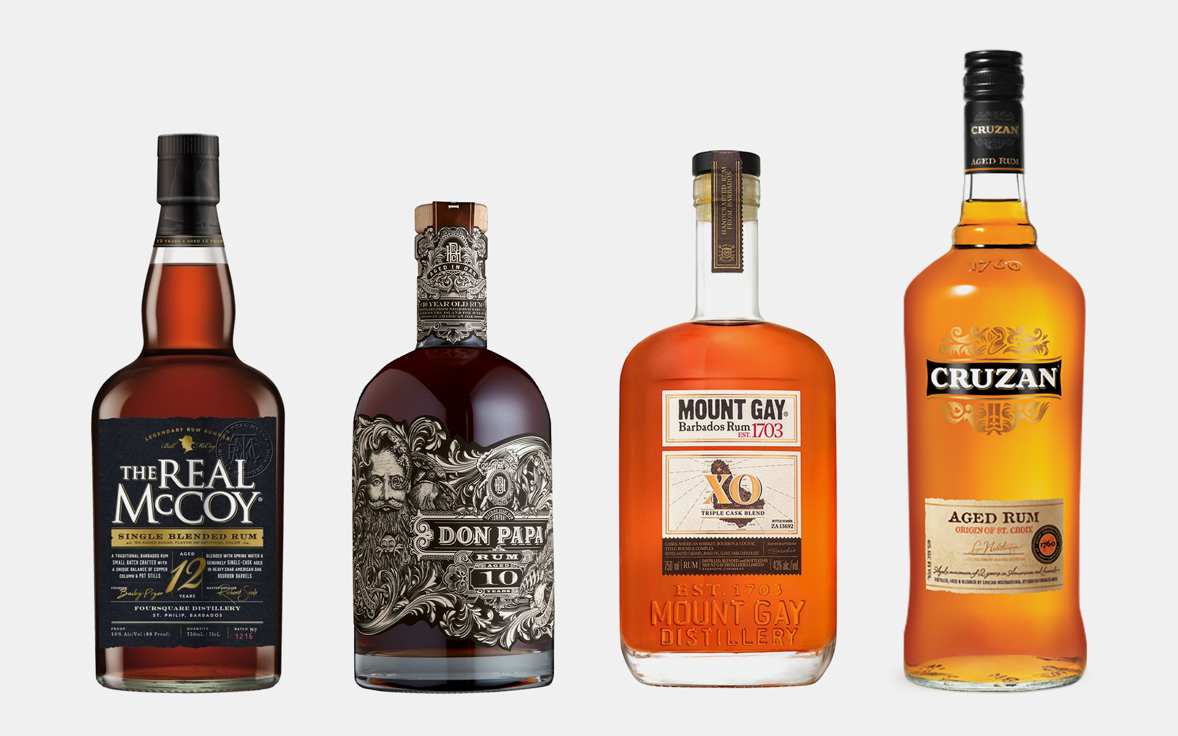 12 Dark Rums To Sip All Summer Long