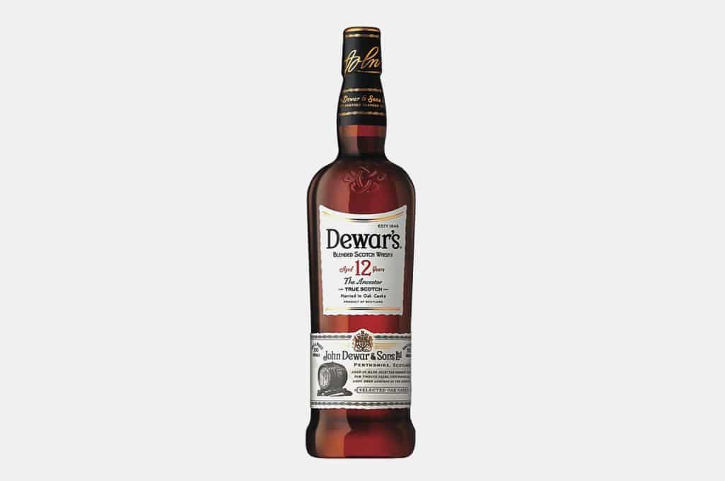 Dewar's 12
