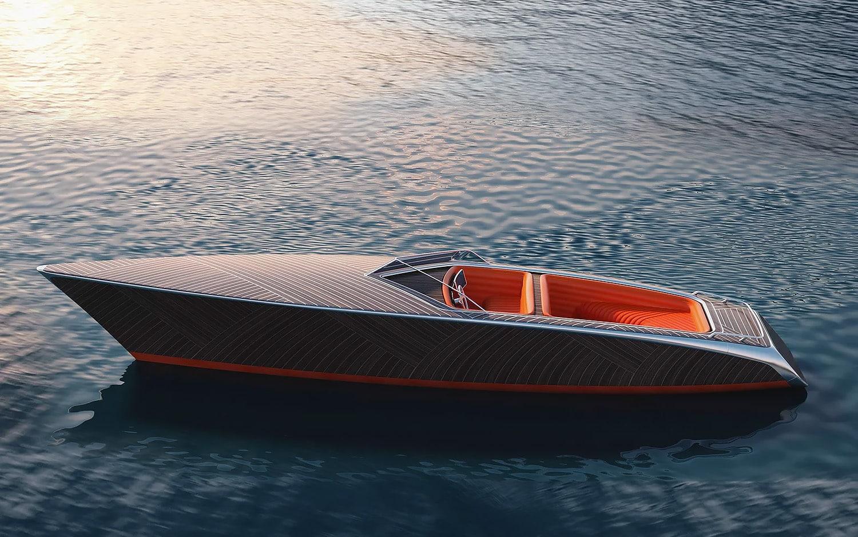 Dimitri Bez Zebra Boat