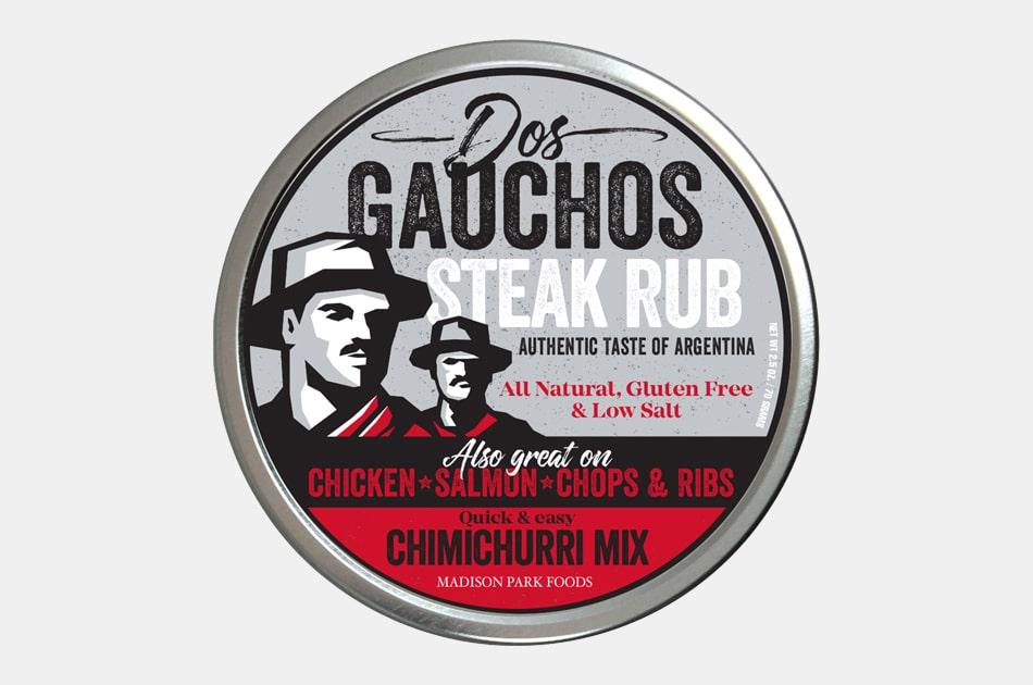 Dos Gauchos Steak Rub Authentic Argentina Chimichurri