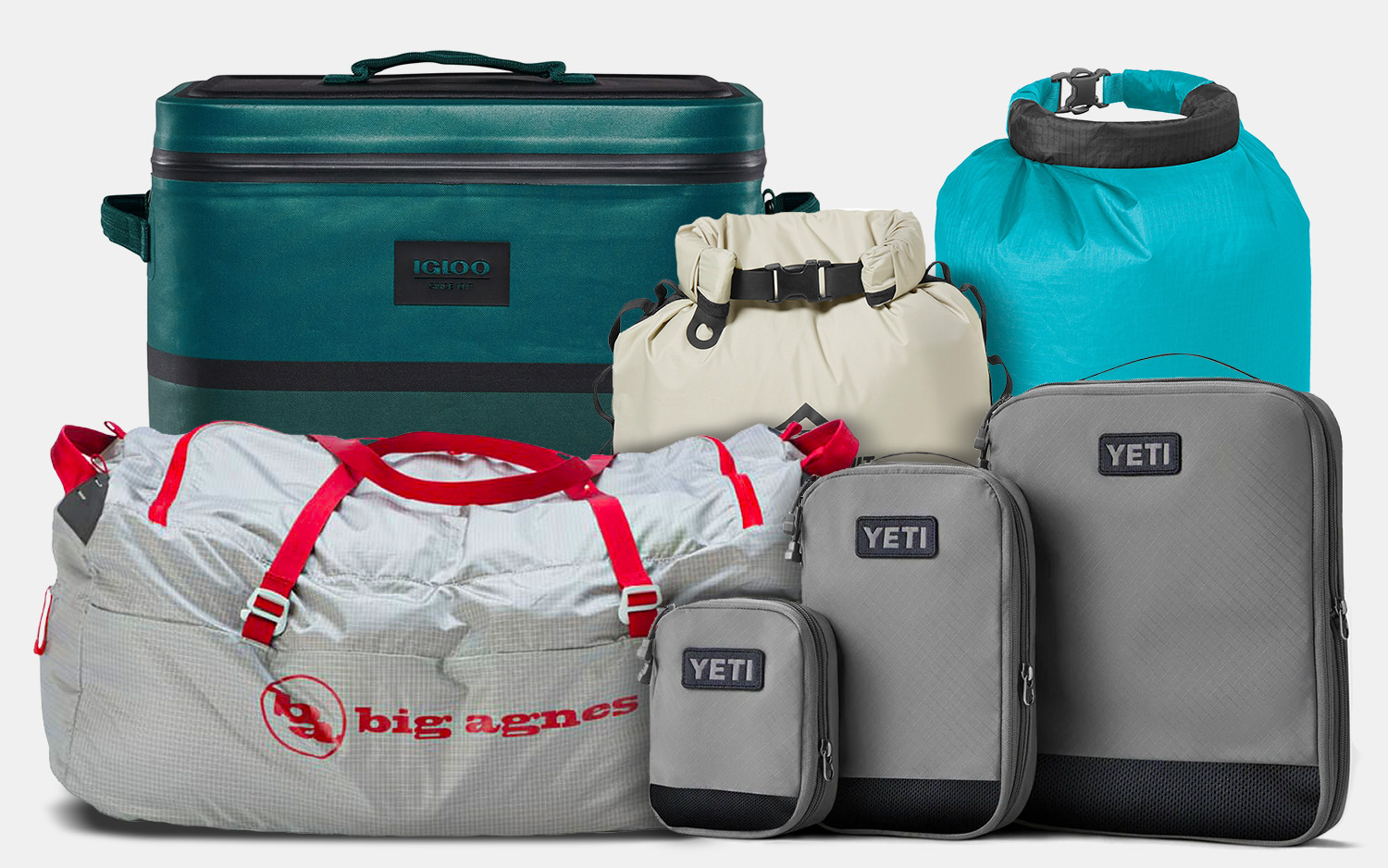 Our 12 Favorite Products for Camping Organization