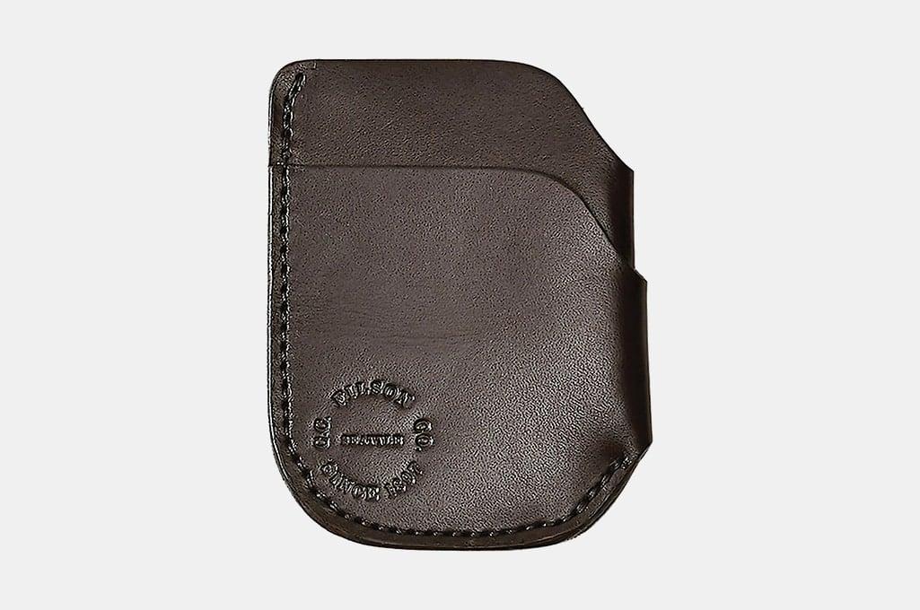 Filson Front Pocket Cash and Card Wallet
