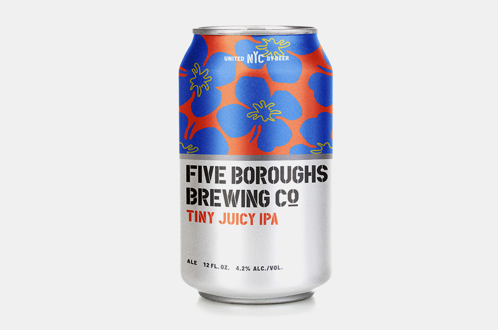 Five Boroughs Brewing Co. Tiny Juicy