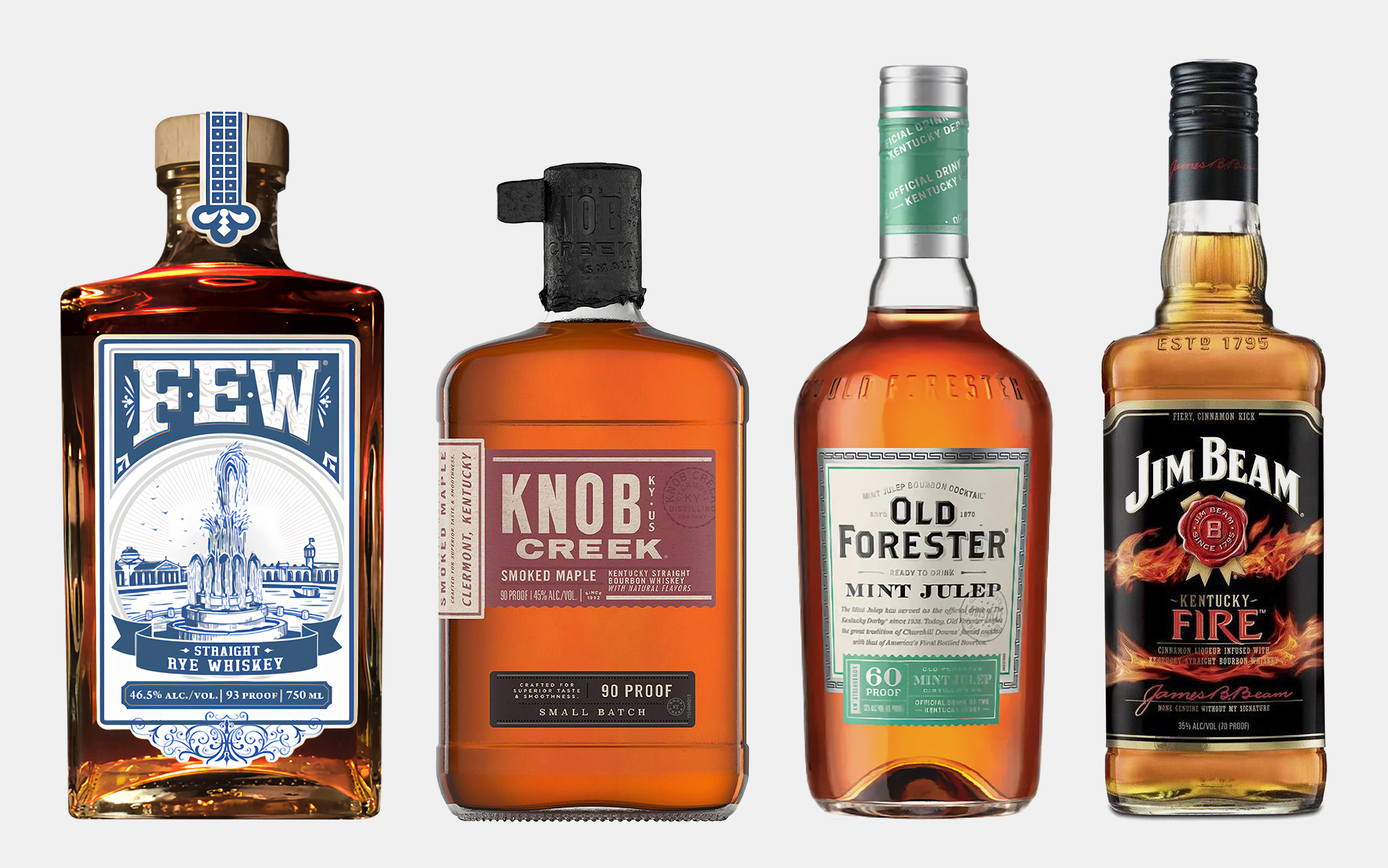 10 Flavored Whiskeys Actually Worth Drinking
