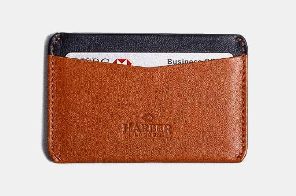 Harber London RFID Card Holder Wallet