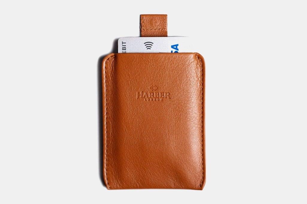 Harber London Super Slim Card Holder Wallet