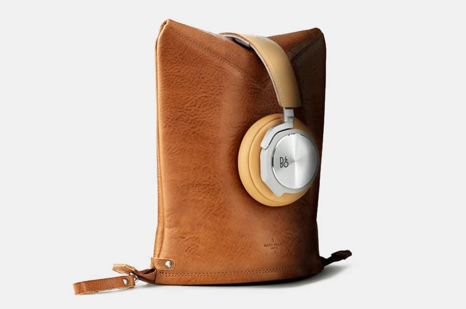 Hard Graft Peak Headphone Case, Classic
