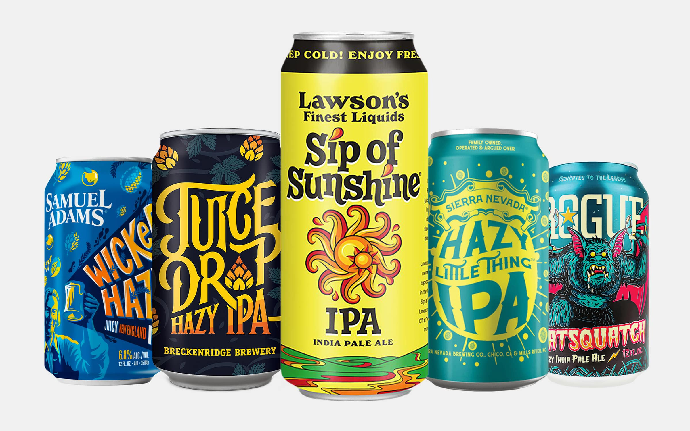 15 Hazy IPAs To Give You Can Extra Tropical Summer