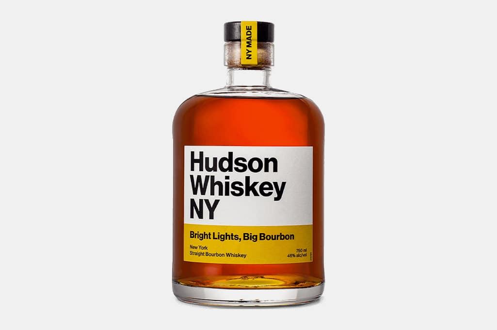 Hudson Whiskey Bright Lights, Big Bourbon