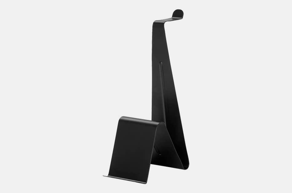 IKEA MÖJLIGHET Headset and Tablet Stand, Black