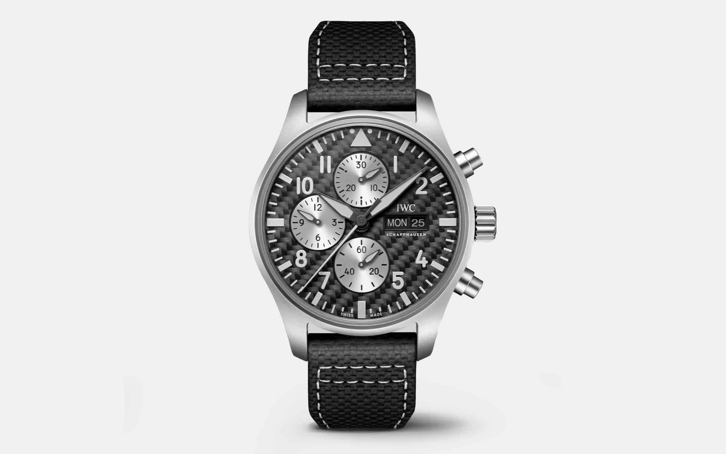 "IWC Pilot's Watch ""AMG"" Edition Chronograph"