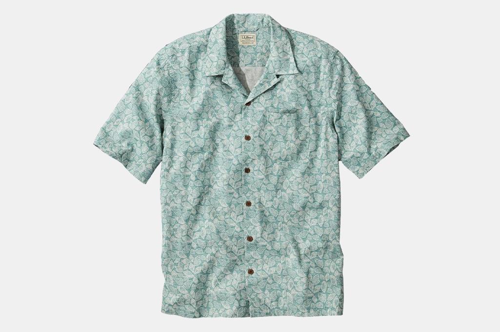 L.L.Bean Men's Tropics Shirt
