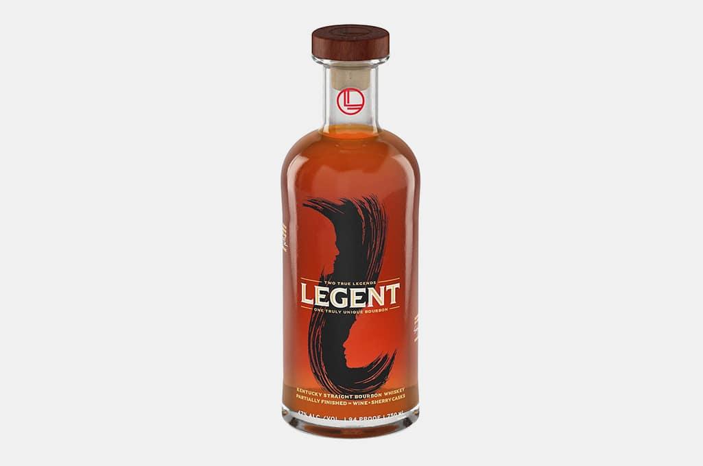 Legent Bourbon Whiskey