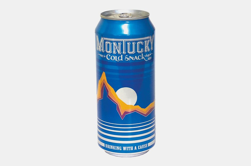 Montucky Cold Snacks Lager