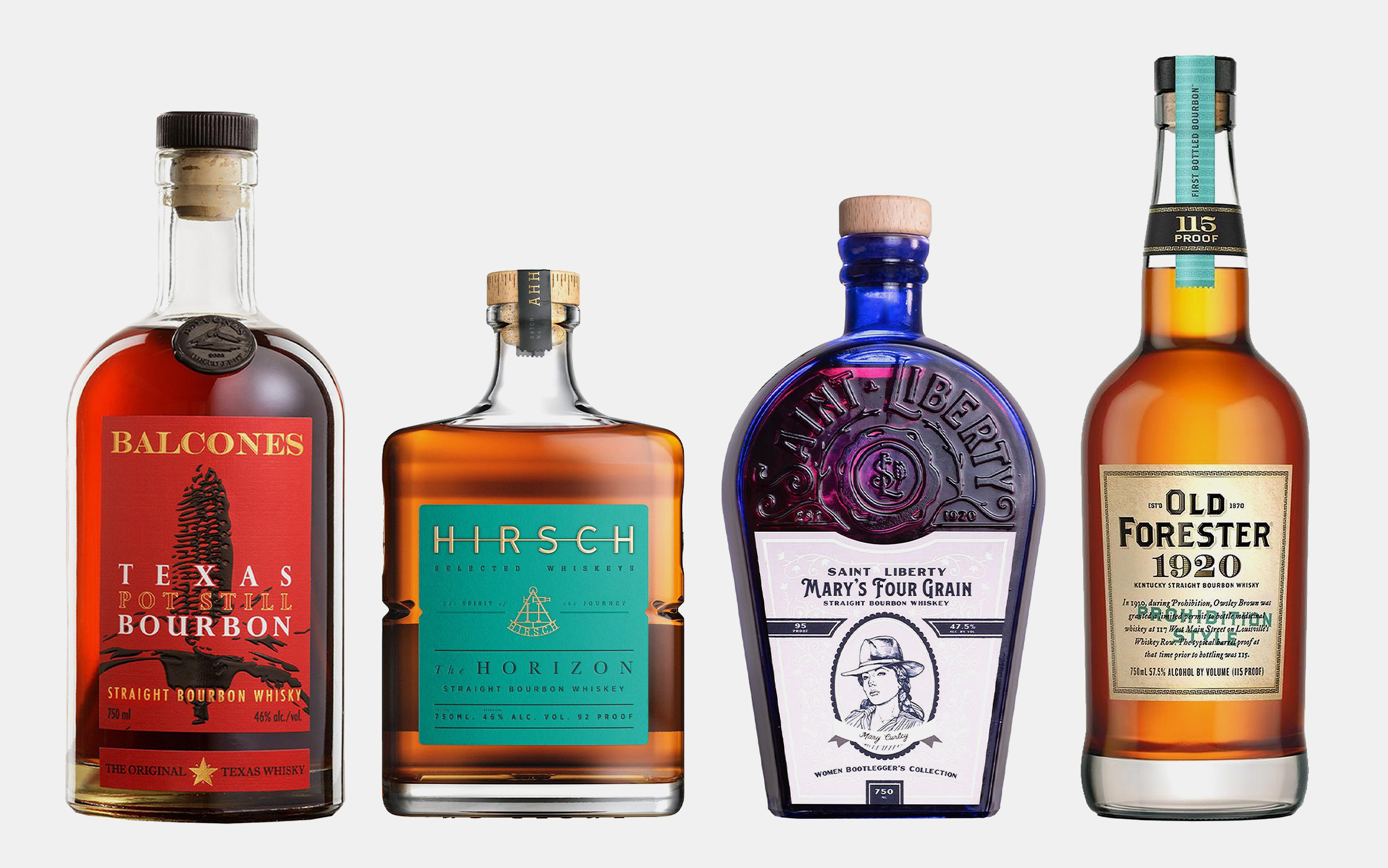 12 New Whiskeys to Try for National Bourbon Day