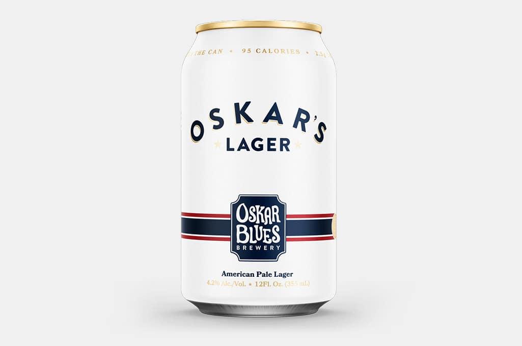 Oskar Blues Lager