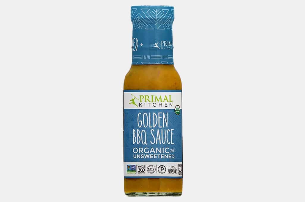 Primal Kitchen Golden BBQ Sauce